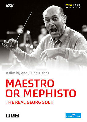 Andy King-Dabbs - Maestro or Mephisto: The Real Georg Solti