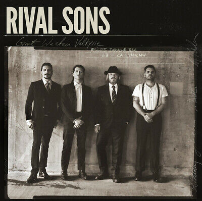 Rival Sons : Great Western Valkyrie CD (2014) Expertly Refurbished Product