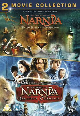 The Chronicles of Narnia: The Lion, the Witch.../Prince Caspian DVD (2010)