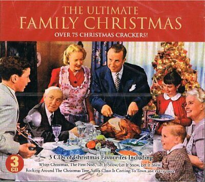 Various Artists : The Ultimate Family Christmas CD