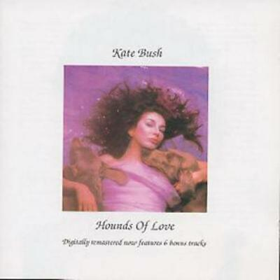 Kate Bush : Hounds of Love CD (2000)
