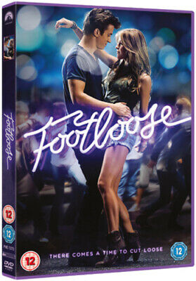 Footloose DVD (2012) Kenny Wormald, Brewer (DIR) cert 12 FREE Shipping, Save £s