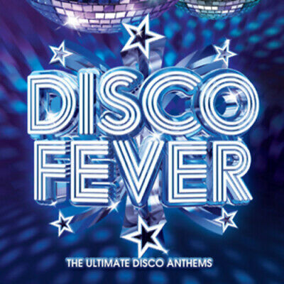 Various Artists : Disco Fever CD 3 discs (2010) Expertly Refurbished Product