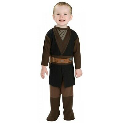Anakin Skywalker Costume Baby Toddler Star Wars Jedi Halloween Fancy Dress