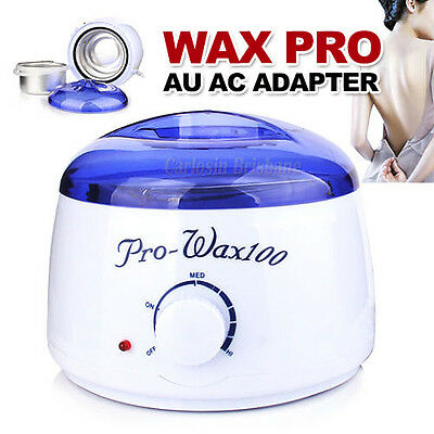 Wax Warmer Paraffin Pot Heater Hair Removal Salon Beauty Waxing Equipment Set