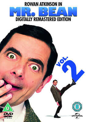 Mr Bean: Series 1 - Volume 2 DVD (2010) Rowan Atkinson