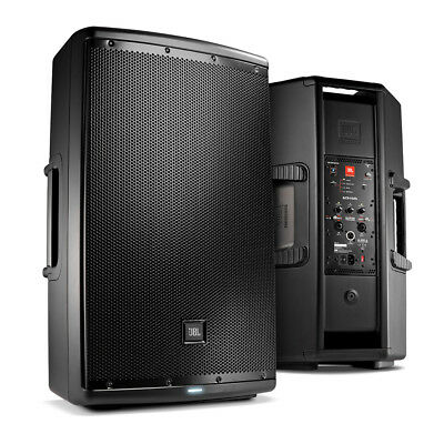 JBL EON615 15-inch Self Powered Portable PA Speaker + Bluetooth