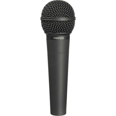 Behringer Ultravoice XM8500 Dynamic Cardioid Live Vocal Microphone