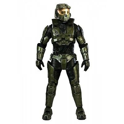 Master Chief Costume Adult HALO 3 Collector's Edition Cosplay Fancy Dress