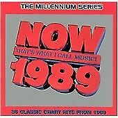 Various Artists : Now Thats What I Call Music 1989 - Mille CD Quality guaranteed