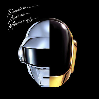 Daft Punk : Random Access Memories CD (2013)