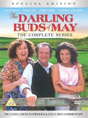 The Darling Buds of May: The Complete Series 1-3 DVD (2005) David Jason