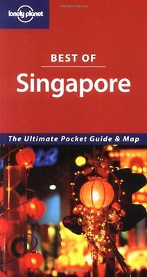 Singapore (Lonely Planet Best of ...) By Rachel Anthony