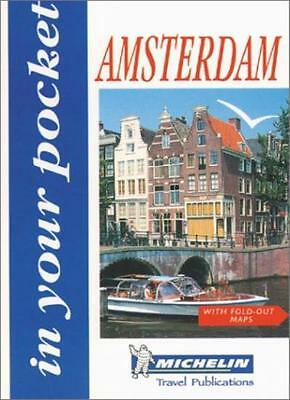 In Your Pocket Amsterdam By Michelin Travel Publications