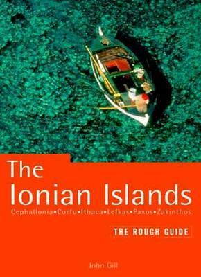 The Rough Guide to the Ionian Islands (Rough Guide Travel Guide .9781858285306