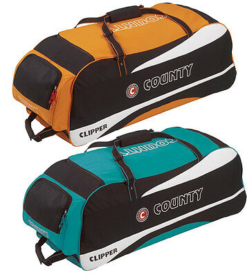 Hunts County Clipper Large Wheeled Holdall