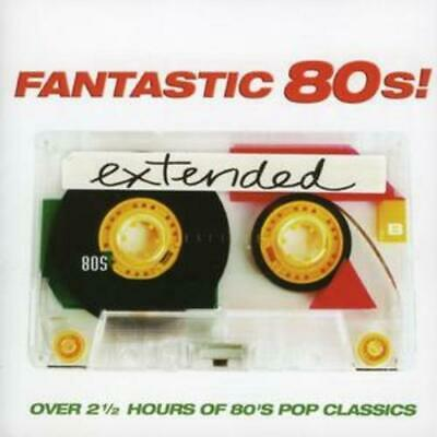 Various Artists : Fantastic 80's! - Extended CD 2 discs (2006) Amazing Value