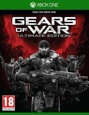 Gears of War: Ultimate Edition (Xbox One) VideoGames