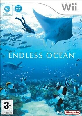 Endless Ocean (Wii) PEGI 3+ Adventure Highly Rated eBay Seller, Great Prices