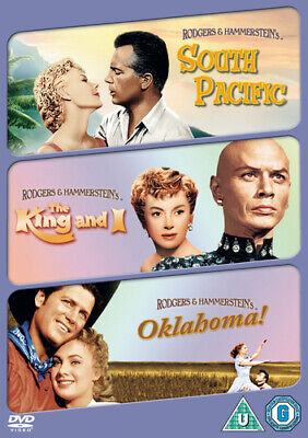 South Pacific/The King and I/Oklahoma! DVD (2009) Rossano Brazzi
