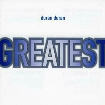 Duran Duran : Greatest CD Album with DVD 2 discs (2011) FREE Shipping, Save £s