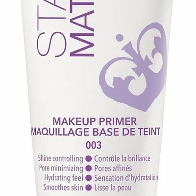 Rimmel Stay Matte Makeup Primer with Ultra Lightweight Formula - 1 Fluid Ounce