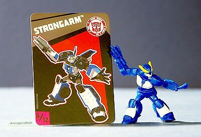 Transformers Tiny Titans Series 5 Robots in Disguise 10//12 Perceptor