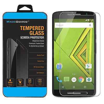 Premium Tempered Glass Screen Protector for Motorola Droid Maxx 2