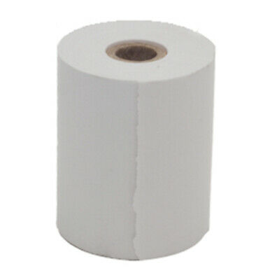 100 Rolls 57x40mm EFTPOS Thermal Paper( .55 cents per roll)