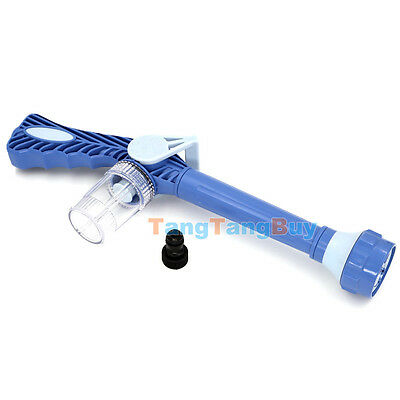 Multi Function Ez Jet Water Cannon 8 In 1 Turbo Water Spray Gun Hose connector