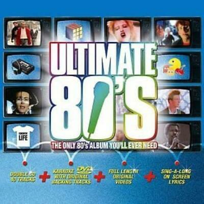 Various Artists : The Ultimate 80s - The only 80s Album Yo CD Quality guaranteed