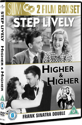 Step Lively/Higher and Higher DVD (2007) Frank Sinatra