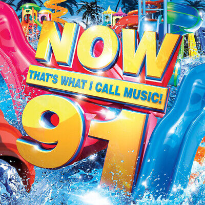 Various Artists : Now That's What I Call Music! 91 CD (2015)