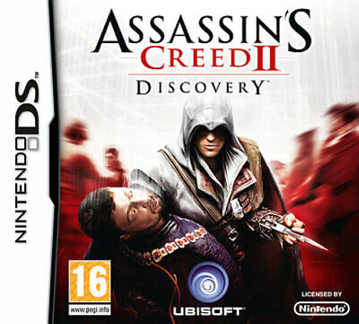 Assassin's Creed II: Discovery (DS) VideoGames