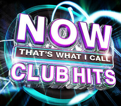 Various Artists : Now That's What I Call Club Hits CD 3 discs (2013) Great Value