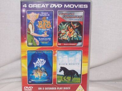 The BFG/Transformers The Movie/Help Im A DVD Incredible Value and Free Shipping!