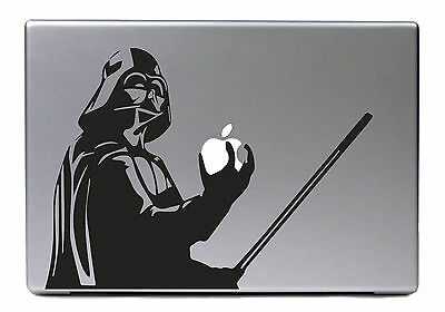 "Apple MacBook Air Pro 13"" DARTH VADER STAR WARS Autocollant Sticker habillé 743"