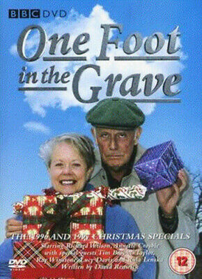 One Foot in the Grave: Christmas Specials DVD (2006) Richard Wilson, Belbin
