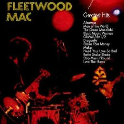 Fleetwood Mac : Greatest Hits CD Value Guaranteed from eBay's biggest seller!