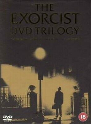 The Exorcist - 1, 2 and 3  DVD