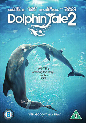 Dolphin Tale 2 DVD (2015) Harry Connick Jr, Smith (DIR) cert U Amazing Value