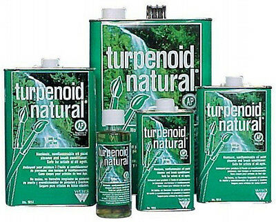 Turpenoid Natural - Non Toxic Artists Turpentine Substitute  118ml, 236ml, 473ml