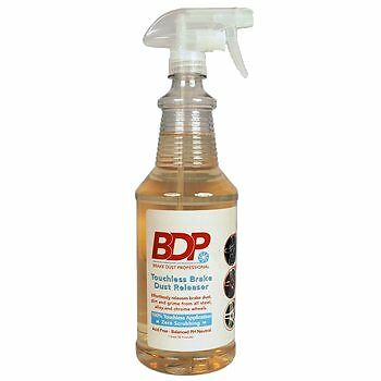 Brake Dust Pro (BDP) 32oz Spray Bottle, Professional Touchless Cleaner