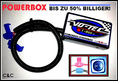 Benziner Motor-Steuerbox Chip-Tuning-Box, Subaru Forester,Impreza,Justy,Legacy