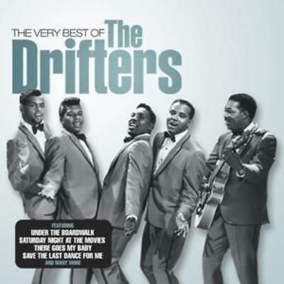 The Drifters : The Very Best of the Drifters CD (2006)