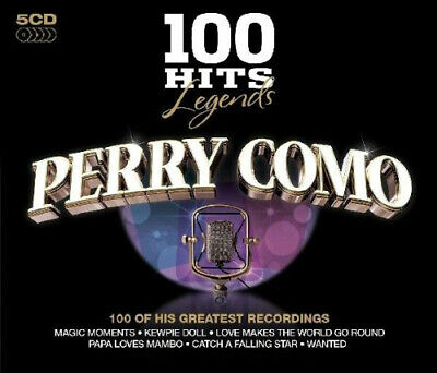 Perry Como : Perry Como CD Box Set 5 discs (2009) Expertly Refurbished Product