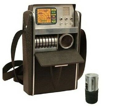 Star Trek TOS Science Tricorder Replica Spock - light + sound ovp