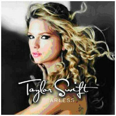 Swift, Taylor : Fearless (2009 Edition) CD