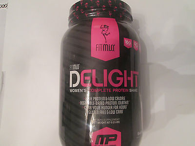 FIT MISS DELIGHT - Complete PROTEIN SHAKE  exklusiv fuer FRAUEN - SOYAPROTEIN