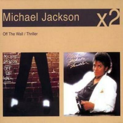 Michael Jackson : Off the Wall/Thriller CD (2004)